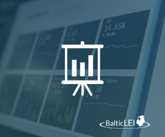 Baltic LEI - LEI koodide statistika